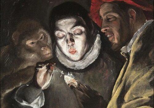 Peregrinus: Recordando el centenario de El Greco