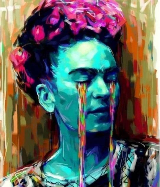 cuadros de frida kahlo