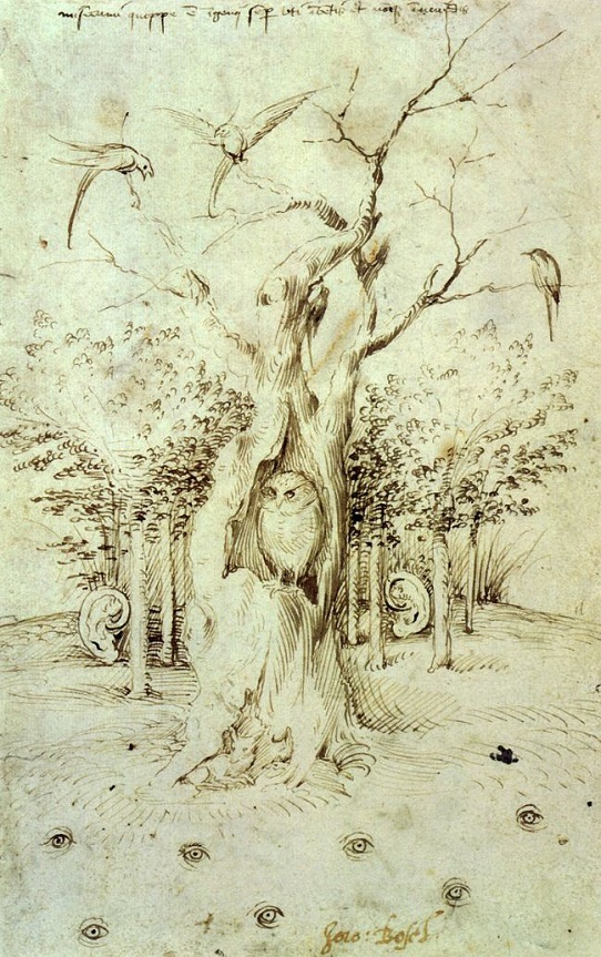 el bosco pinturas
