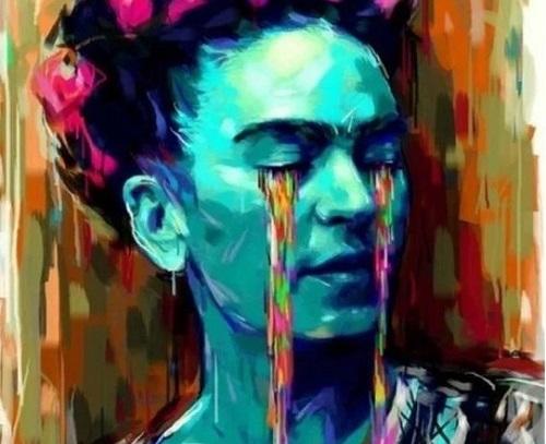 frida kahlo y sus pinturas