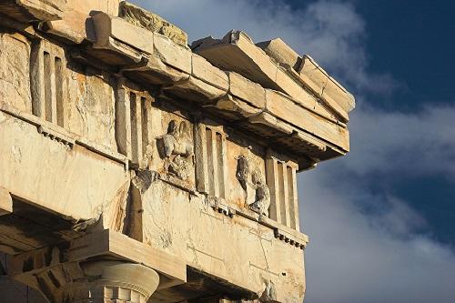 arquitectura de la cultura griega
