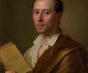 Recesión: Reflexiones sobre la imitación de las obras griegas en la pintura y la escultura de Johann Joachim Winckelmann