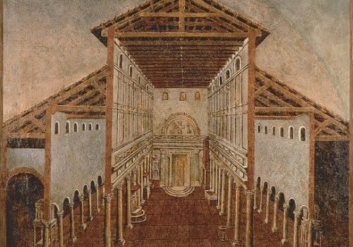 Arquitectura Paleocristiana (Roma)