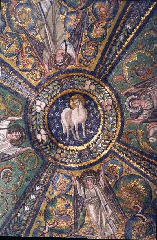 pintura paleocristiana