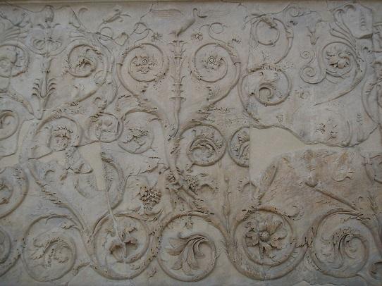 pacis monumento de la roma antigua