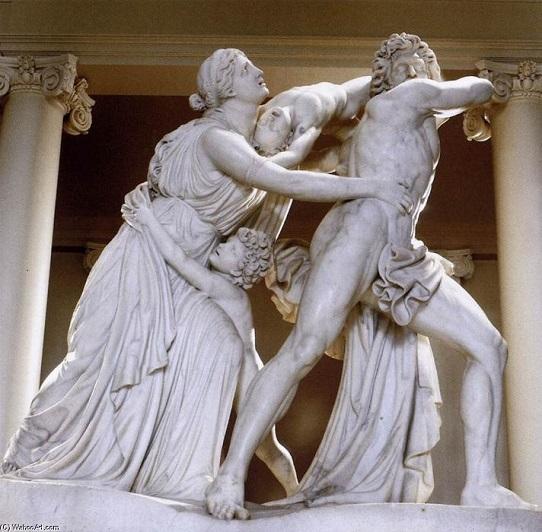 arte neoclasico escultura